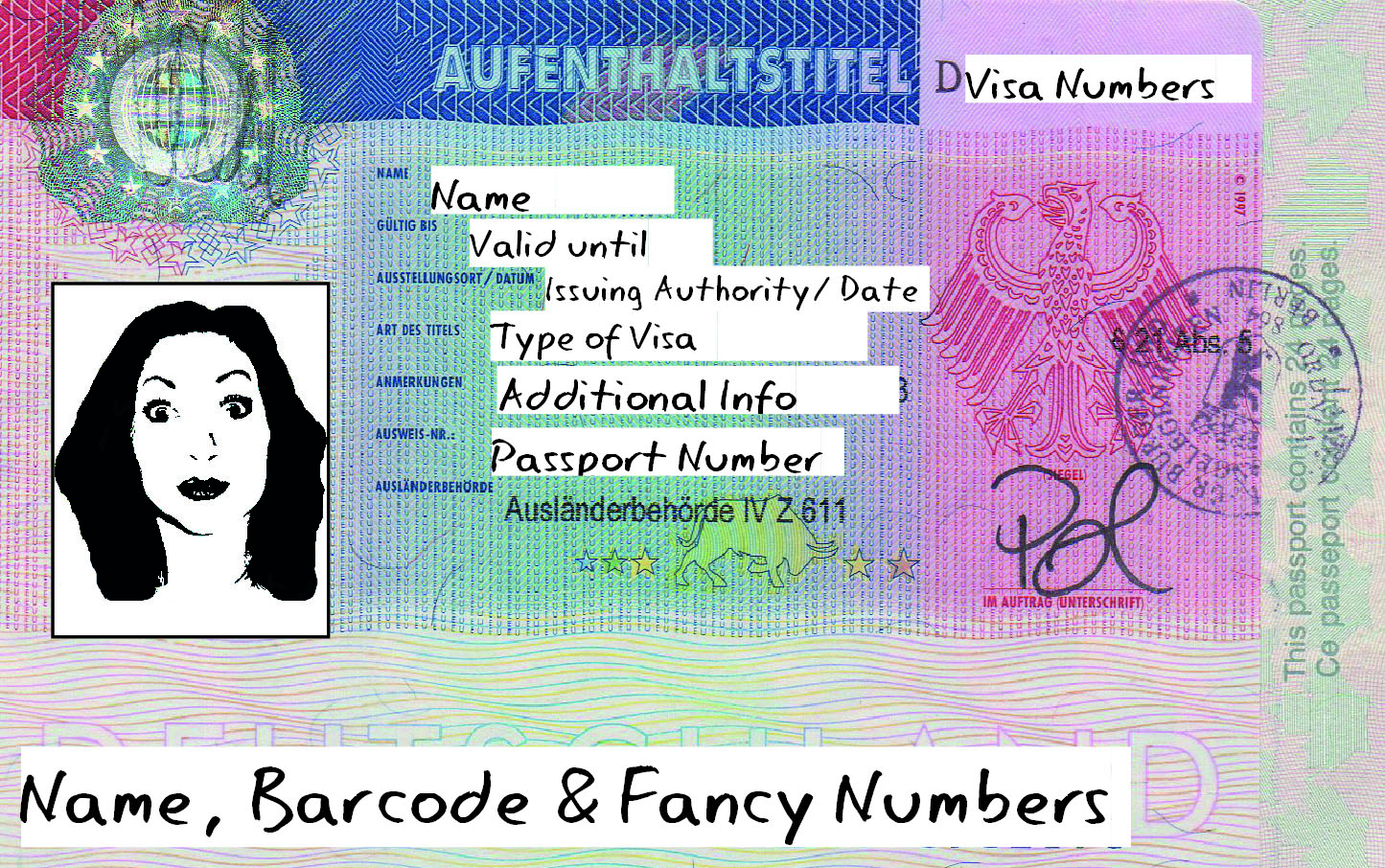 Self Employment Visa – or – how I became legal in Germany