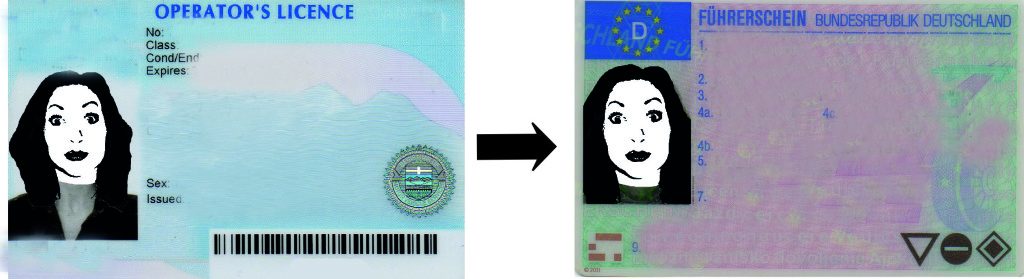 Canadian to German Driving License in just 4 steps?