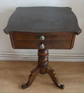 Table Top Saviour – fix that vintage table for cheap!