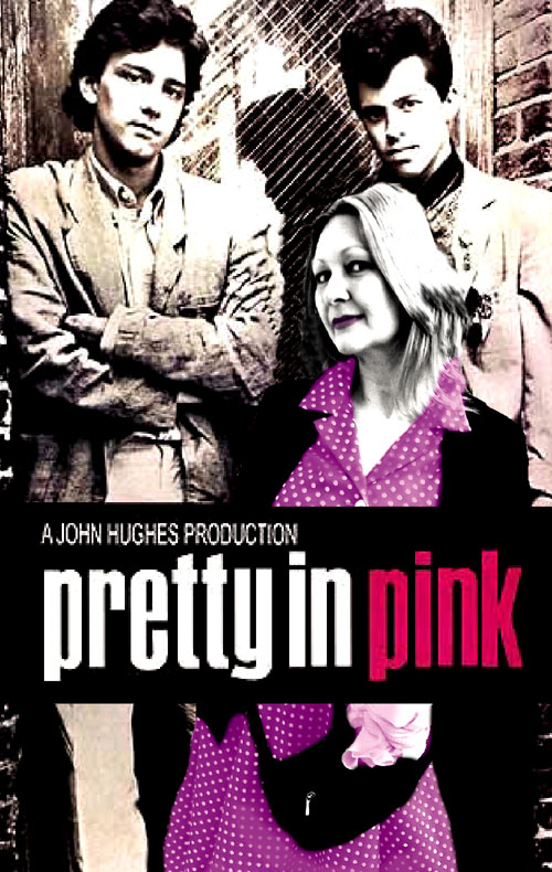 A Pretty in Pink #ThriftyThursday