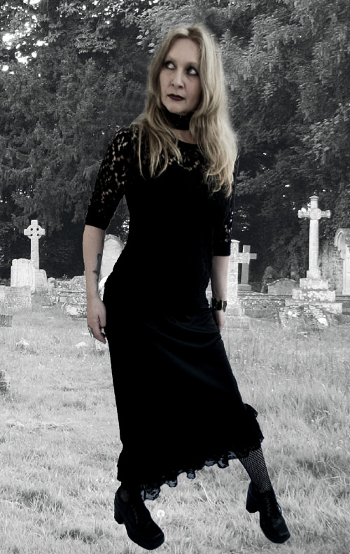 A Gothic Thrifty Thursday