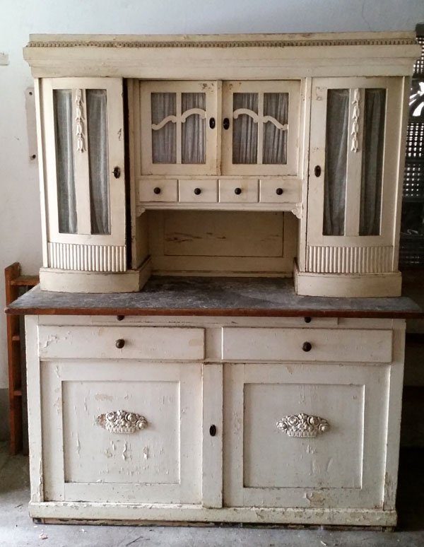 Happiness is…Vintage Furniture!