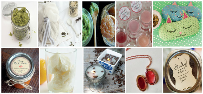 That Cheap (DIY) B*tch's Handmade Beauty Gift Guide