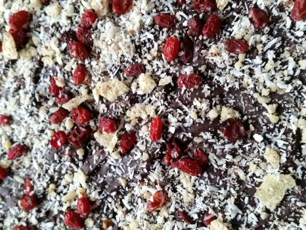 Posh Leftovers – a DIY Chocolate Recipe