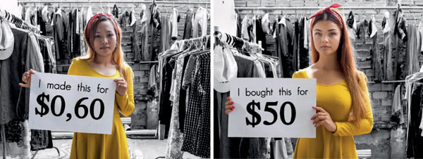 The Incredibly High Human Cost of Fast Fashion