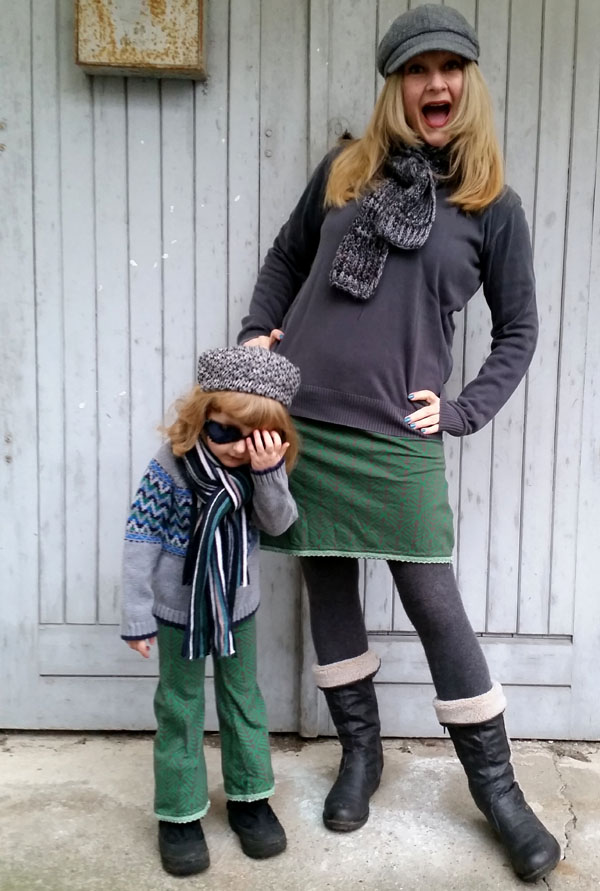 The Great Mommy & Munchkin Refashion