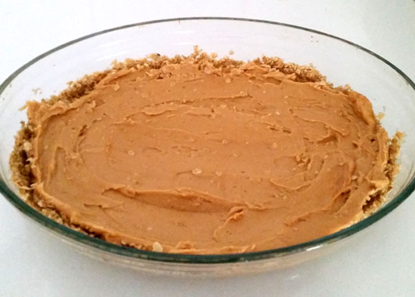 gluten and lactose free no bake cheesecake