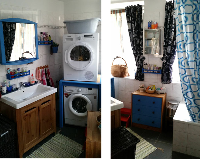 My Upcycled Diy Bathroom By Confessions Of A Refashionista