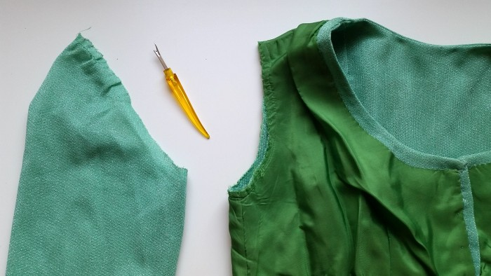Refashionista costume before and after tutorial