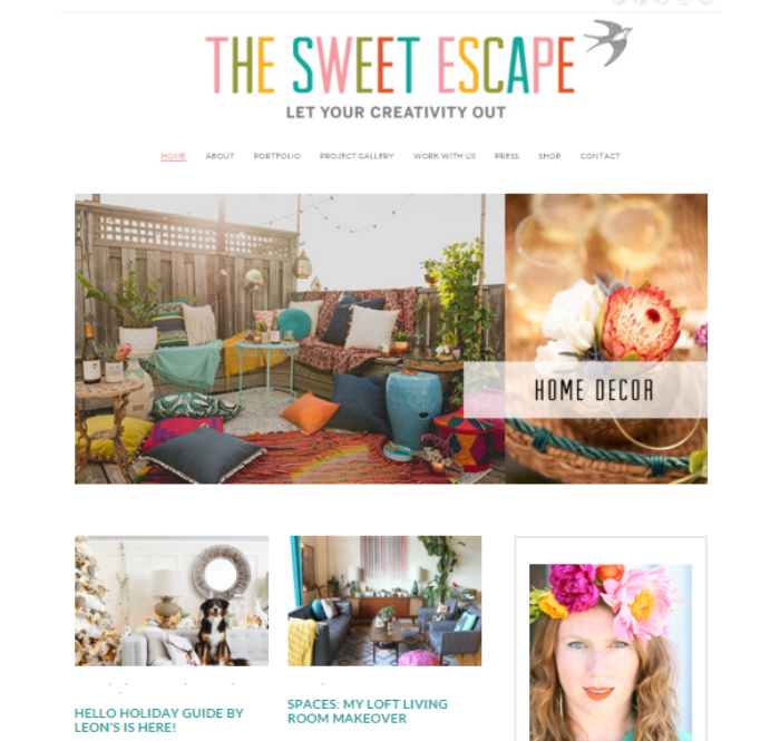The Sweet Escape Blog