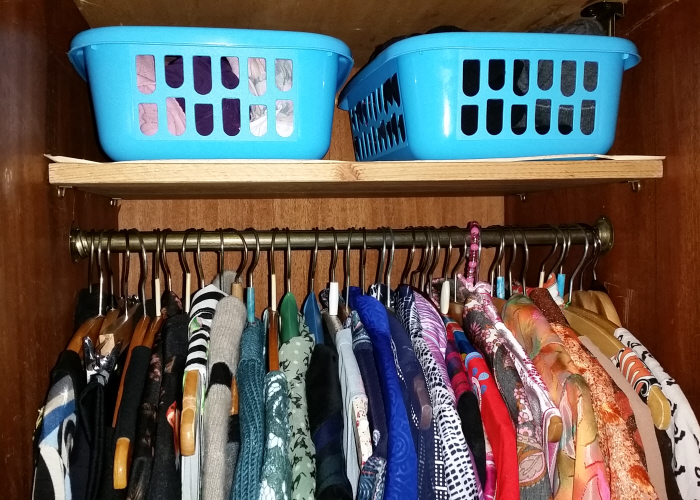 Thrifty Tights Storage