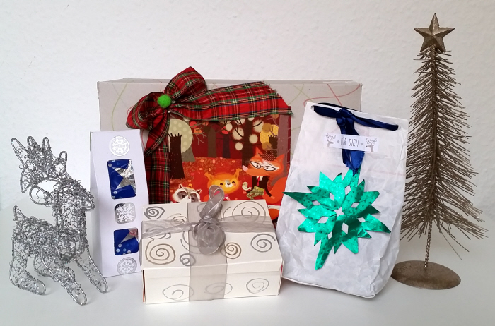 Quick & Easy Recycled Gift Boxes & Bags