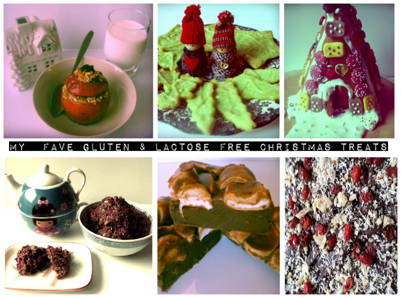 My Fave Gluten & Lactose Free Christmas Treat Recipes