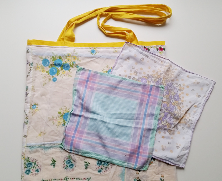 how to make any totebag a foldable pocket