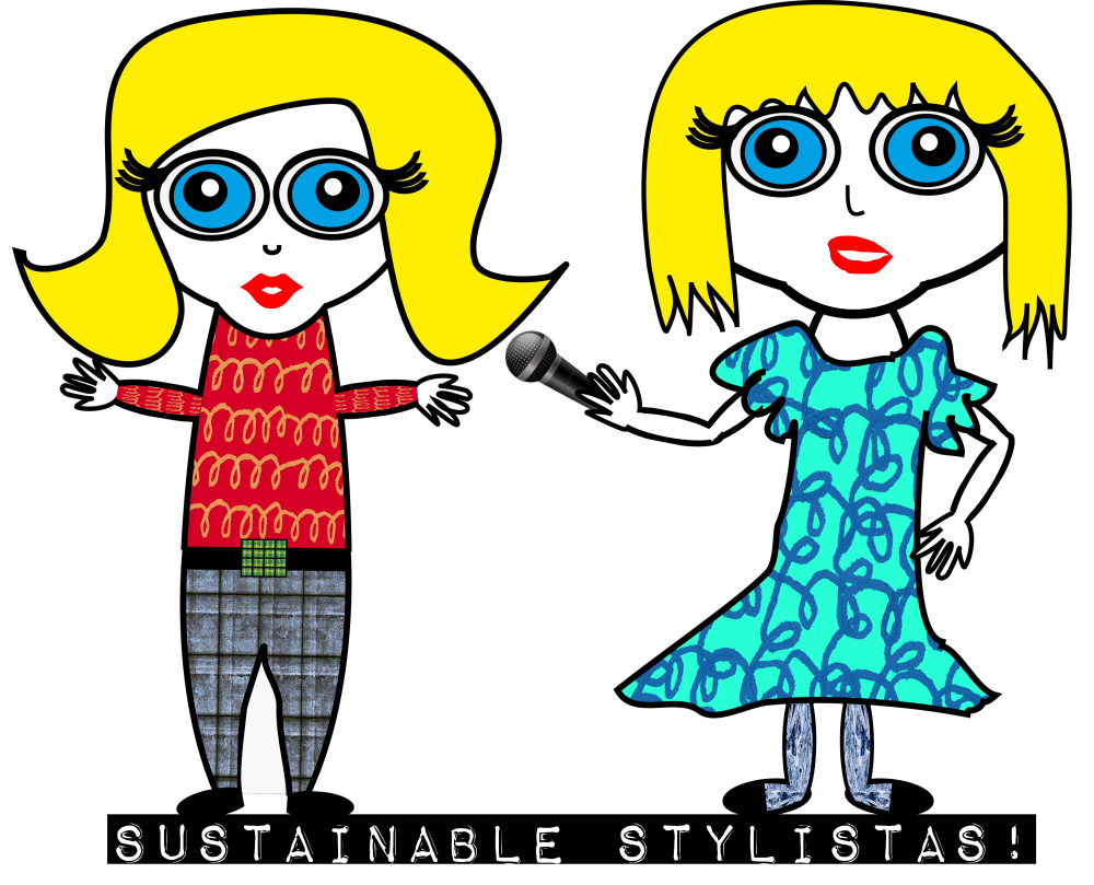 Sustainable Stylistas CoaR & Preloved Chica