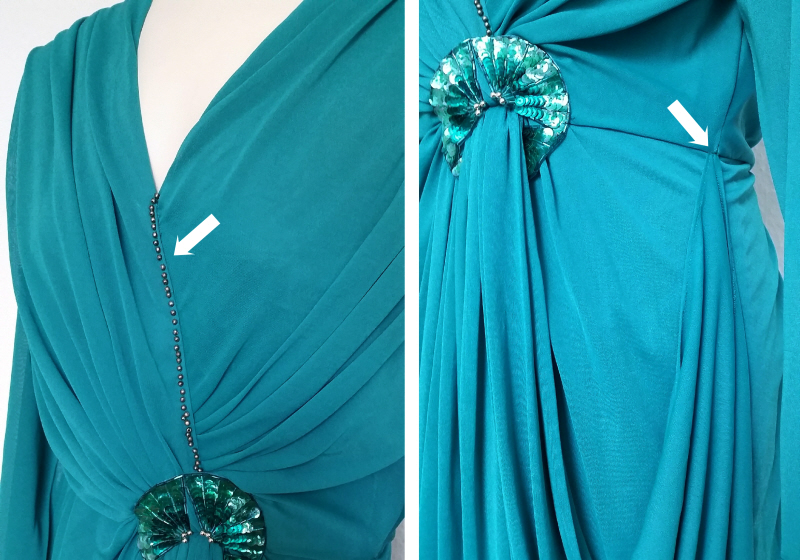 The Vintage Evening Gown Refashion Tutorial
