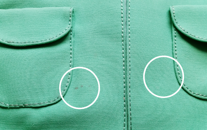 Does Vinegar Really Remove Stains from Vintage Clothing?