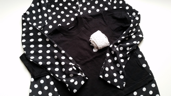 how to upsize a playsuit