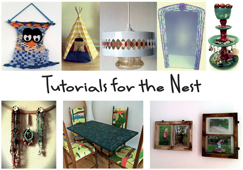 Tutorials for the Nest