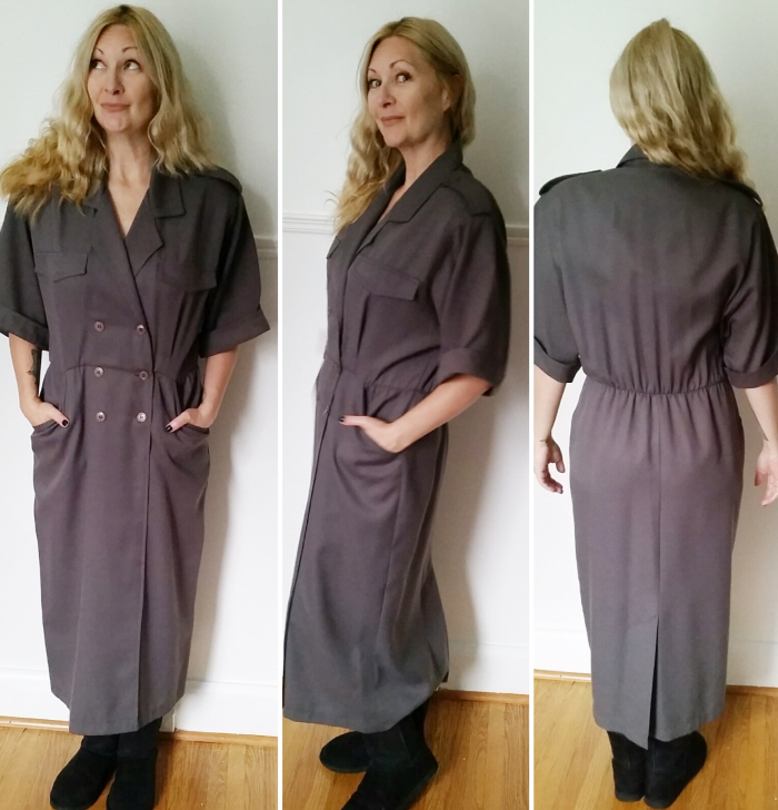 Help me refashion these identical vintage dresses