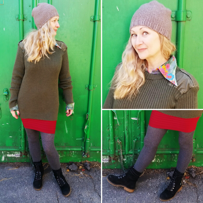A Layered Up #ThriftyThursday