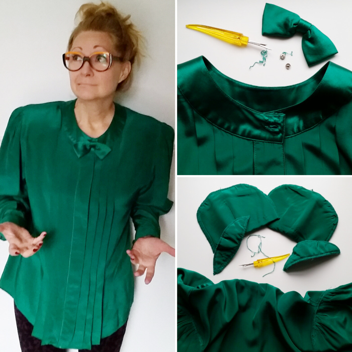 A Grinchy Green #ThriftyThursday