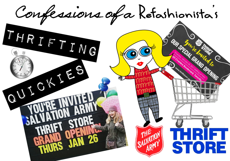 The Salvation Army Thrift Store Grand Opening