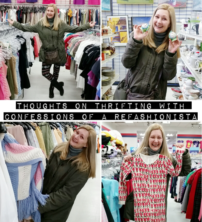 Thoughts on Thrifting