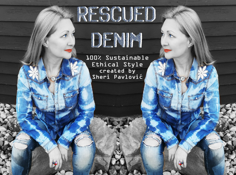 You can make my Rescued Denim a reality