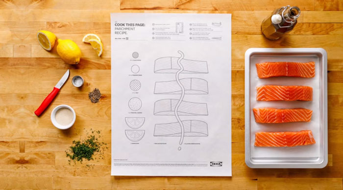 Ikea helps you get cookin' – seriously!