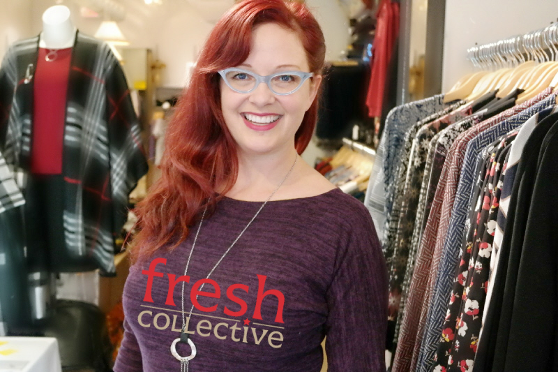 Totally Smitten with Fresh Collective