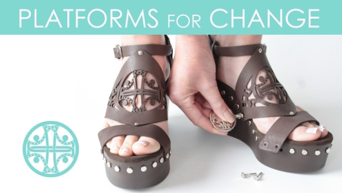Platforms for Change – Your new Favourite Shoes!