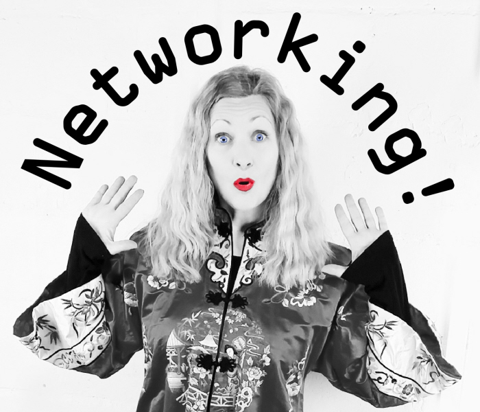 Blogging: How to get started networking!