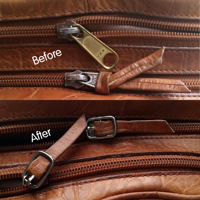 How to Replace a Zipper Pull