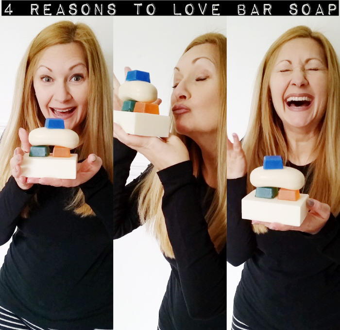 4 fab reasons to switch back to bar soap