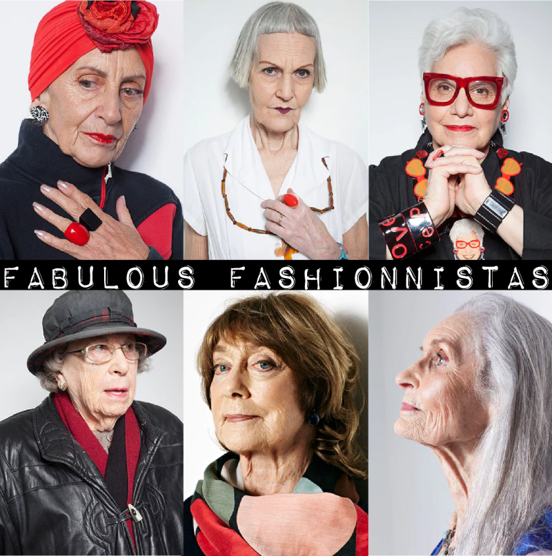 Ageless Style with Fabulous Fashionistas