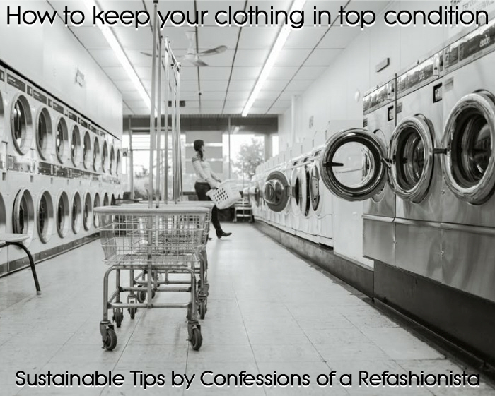How to keep your clothing in top condition