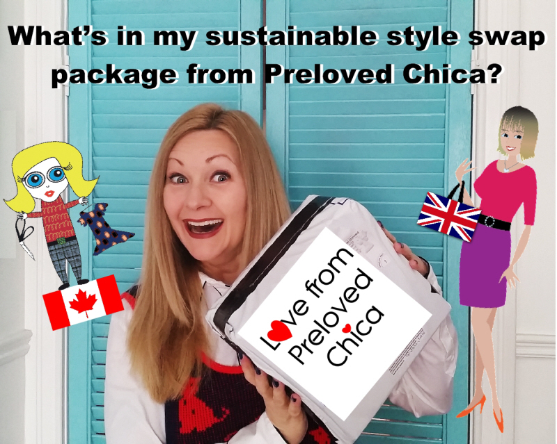 Preloved Chica Thrift Haul Swap Unboxing & Try On