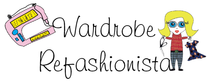 Your Personal Wardrobe Refashionista